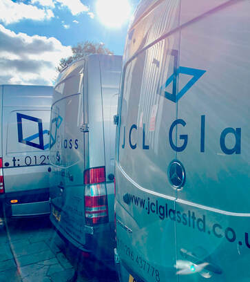 Picture of JCL Glass Vans